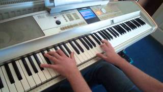 Bat For Lashes - Siren Song (Piano Tutorial)