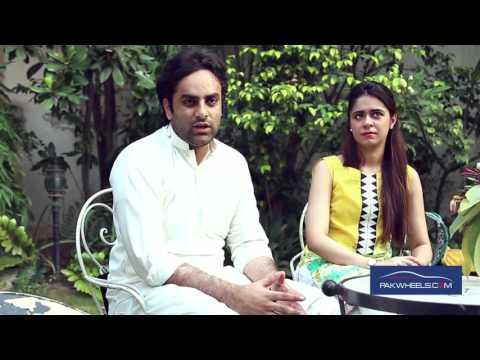 Testimonial: Newly Wed Couple Appreciates PakWheels