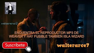 ENCUENTRA EL REPRODUCTOR MP3 DE WEAVER Y HAY FUSIBLE TAMBIEN ISLA WIZARD Days Gone PS4 GAMEPLAY