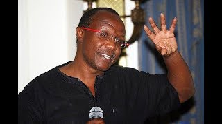 One on One with NASA strategist Dr David Ndii revealing plans of the People's Assembly