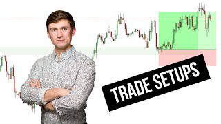 My Top Forex Trading Setups this Week: 2-21-2021 [GBP/USD, EUR/USD, XAU/USD]
