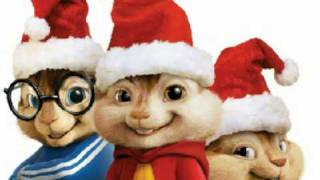 "Alvin and the Chipmunks Christmas ""old school"" rap mix"