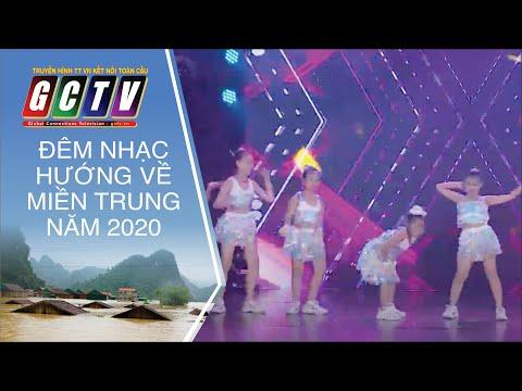 MÚA CHÀO MỪNG - BABYTOP [GCTV - ĐÊM NHẠC HƯỚNG VỀ MIỀN TRUNG 2020]