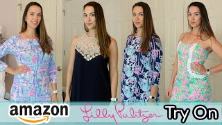 Amazon Try On Haul || Lilly Pulitzer Summer Try On Haul 2020 Pt. 3