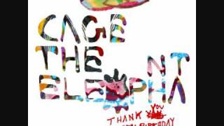 Cage The Elephant - Around My Head *NEW SONG*