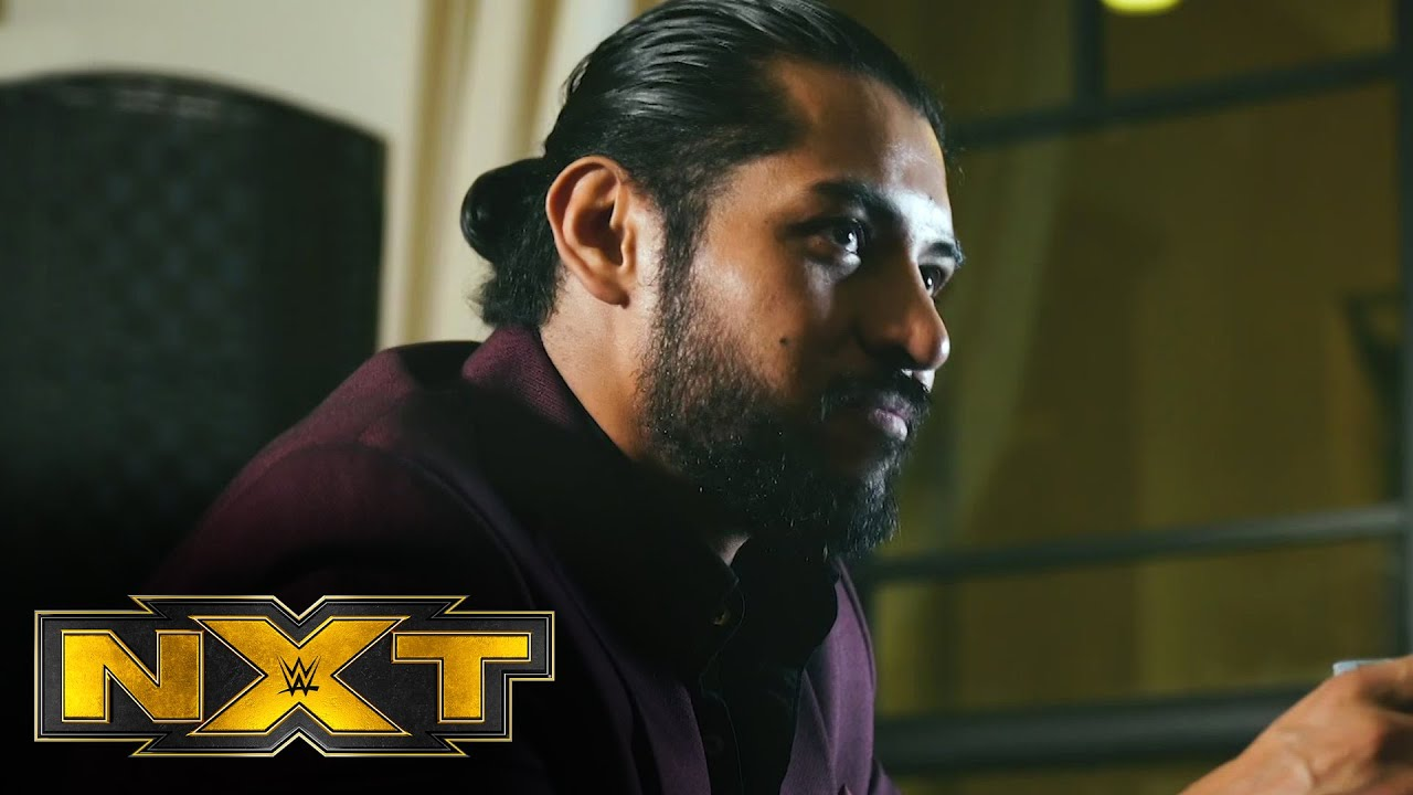 """NXT Star Reveals His """"Immediate Goal"""" Is To Meet Vince McMahon"""