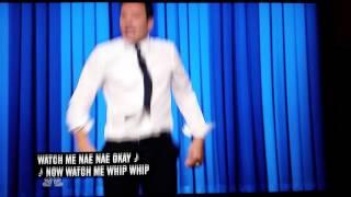 Jimmy Fallon - Stanky Leg & Nae Nae