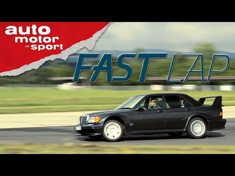 Mercedes 190E Evo II: Der BMW-M3-Rivale - Fast Lap | auto motor und sport