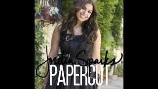 Jordin Sparks - Papercut (Bonus Track) Lyrics HQ