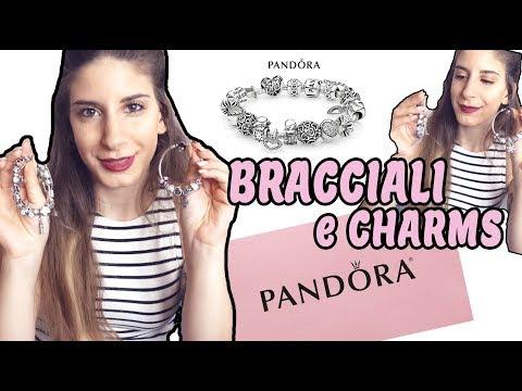I MIEI BRACCIALI E CHARMS PANDORA! ♡ Violetta23