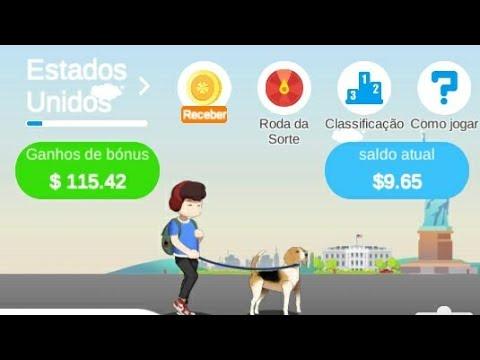 Novo app você poder ganhar até $50 dólares no paypal  saque mínimo $20 dólares
