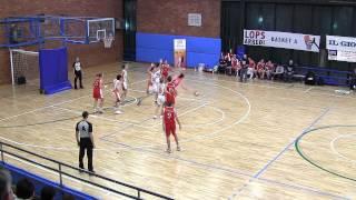 Sanga – Cremona 1° quarto