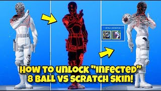 How to unlock the infected 8-ball skin