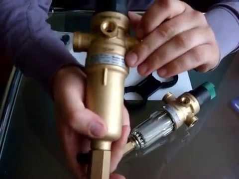 Фильтры с редуктором Honeywell FK - комплектация, характеристики
