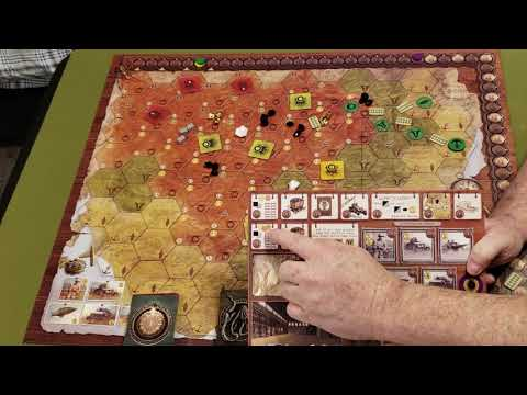 Auztralia Review - Board on the Bayou