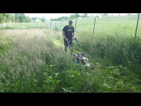 SABO 54 PRO VARIO Teil 2 120cm hohes Gras