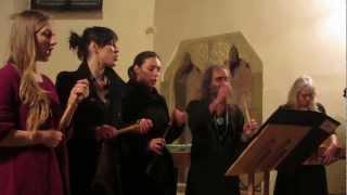 More Festi Querimus-Jistebnice Kancionál, ca 1420-Schola Special