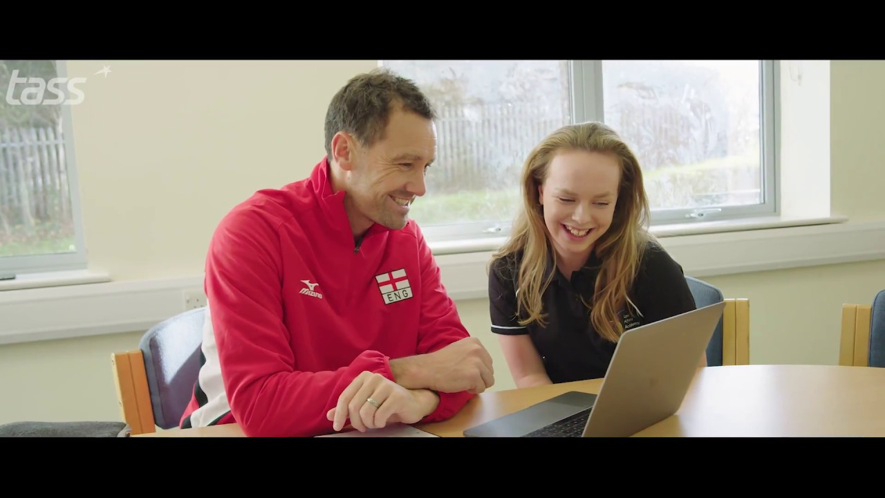 Video showcasing the Talented Athlete Accreditation Scheme, featuring paralympian Baroness Tanni Grey-Thompson, Paul Chapman from LeAF Studio Bournemouth and Tim Lawler, CEO of SportsAid.