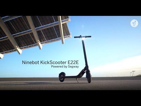 Segway KickScooter E22E (20km/h, 300W)