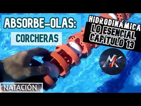 APRENDER A NADAR 1X03 (4/5): Oleaje - Corcheras