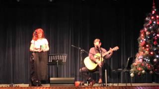 preview picture of video 'Koncert duetu Cotton Cat w Gminnym Ośrodku Kultury i Sportu w Stawiskach'