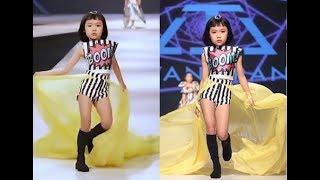 Lê Khánh An @Asian Kids Fashion Week 2019
