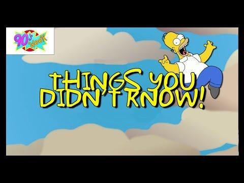 9 zajímavostí o Simpsonových