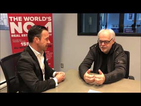 Entrevue avec Daniel Saindon, inspecteur en bâtiment