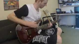 Architects - Black Blood - Guitar Cover - HD