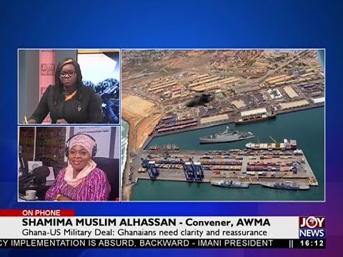 Ghanaians need clarity and reassurance - The Pulse on JoyNews (5-4-18)