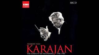 Leoncavallo: Pagliacci - Intermezzo — Karajan