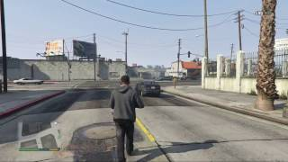 GTA 5 : Xbox One S 4K 60FPS Gameplay Test