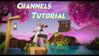 Everything to Learn About Channels (Basic + Advanced Tutorial) -- Fortnite Creative Mode