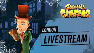 🔴 Live Stream | Subway Surfers Gameplay | London