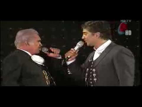 Perdon - Vicente Fernandez (Video)
