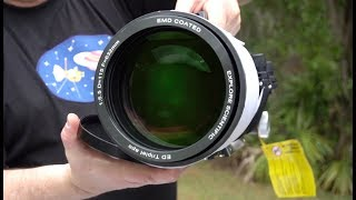 Unboxing an ED115 f/5.5 telescope by Explore Scientific & an EQ6-R Pro Mount by Sky-Watcher