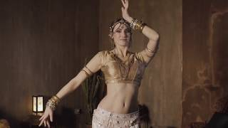 Alisa Gurova – Fusión Tribal India y Bellydance