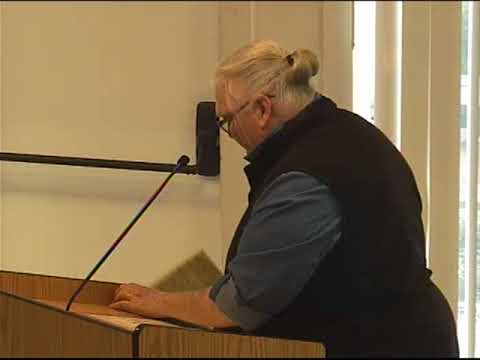 Calistoga City Council Meeting 2018-May-15