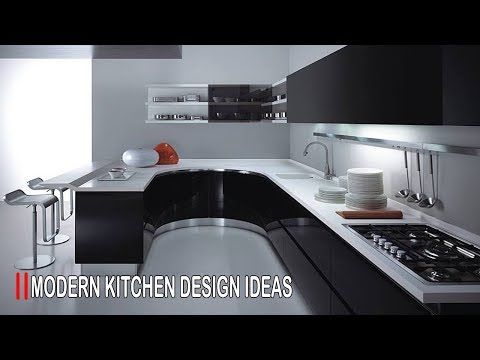 MODERN KITCHEN DESIGN IDEAS 2018 | BEST KITCHEN IDEAS 2018