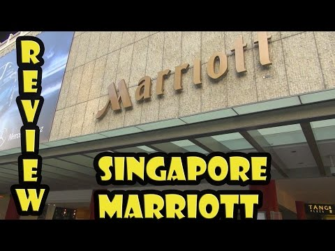 Singapore Marriott Review