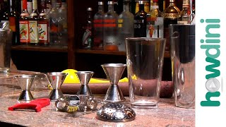 Bar accessories: Stock your home bar with the right tools
