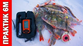 Эхолоты для зимний рыбалки флешер