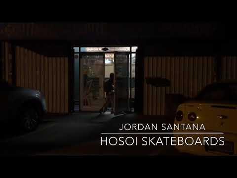 Jordan Santana at Southside Skatepark, practice