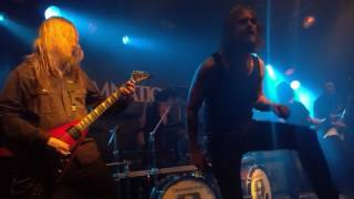 DAMNATION PLAN - Rise Of The Messenger (Live)