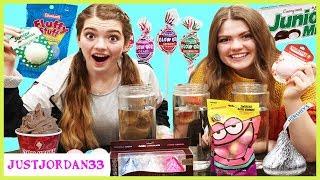 Bath Bomb Challenge - Candy Companies Bath Bombs / JustJordan33