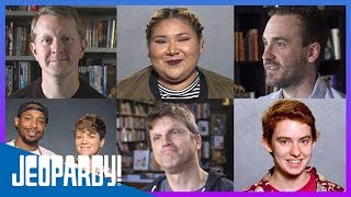 Video thumbnail for It's Official: The J!Effect is Everywhere | JEOPARDY!