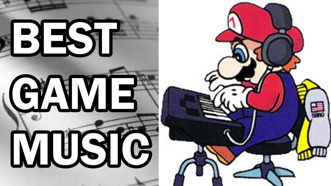 Image result for youtube Video Game Music