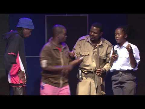 The Iam Kansiime show highlights.