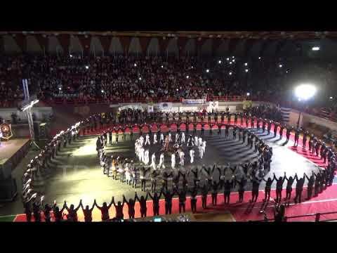 Ο πυρρίχιος-«φωτιά» για τον Λεωνίδα Ιασονίδη στο 14ο Φεστιβάλ της ΠΟΕ