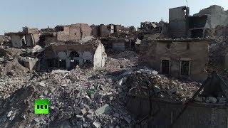 Жестокие последствия освобождения: Мосул через год после прекращения боёв